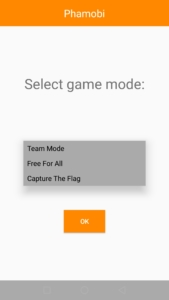 App Select Gamemode
